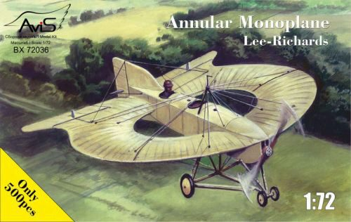 Avis AV72036 Lee-Richards Annular monoplane