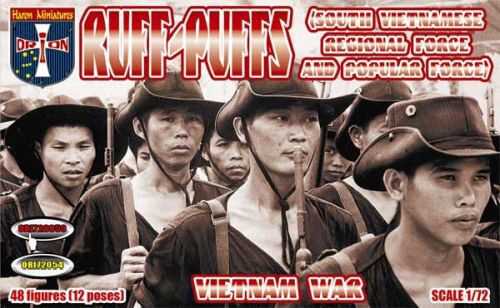 Orion ORI72053 Ruff-Puffs (South Vietnamese Regional Force and Popular Force)