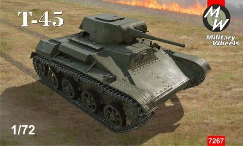 Sdkfz 265 Panzerbefehlswagen Italeri 7072-1//72 WWII Dt Neu