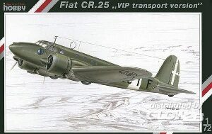 Special Hobby SH72089 Fiat Cr. 25 '' VIP transport version''