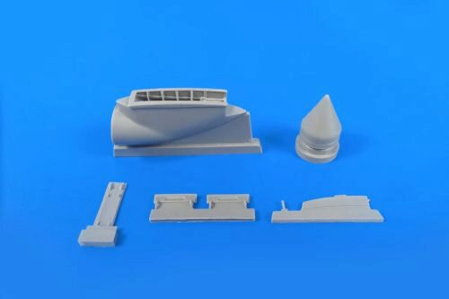 CMK 4344 BAC Lightning(for any version)- Front Undercarriage Bay Set
