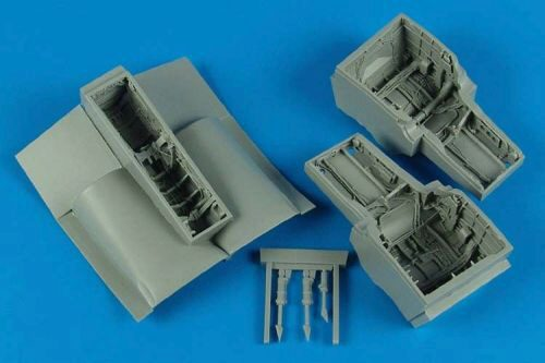 Aires 2162 EF 2000A Typhoon wheel bay for Revell