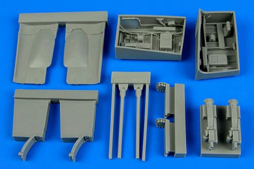 Aires 2206 Fw 190F-8 gun bay for Revell