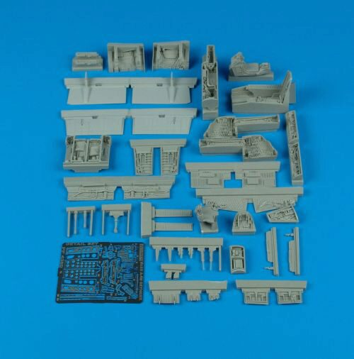 Aires 4360 A-4M Skyhawk Detail Set For Hasegawa Kit