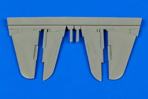 Aires 4668 YAK-3 control surfaces