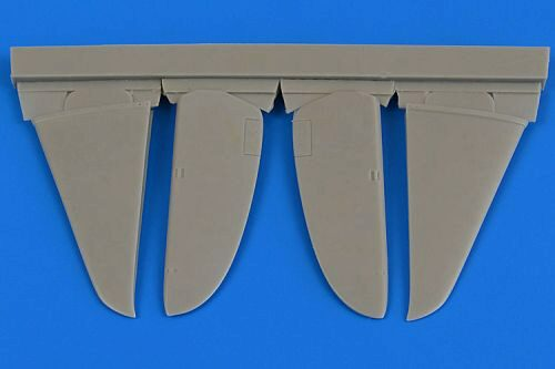 Aires 4693 LaGG-3 control surfaces for ICM