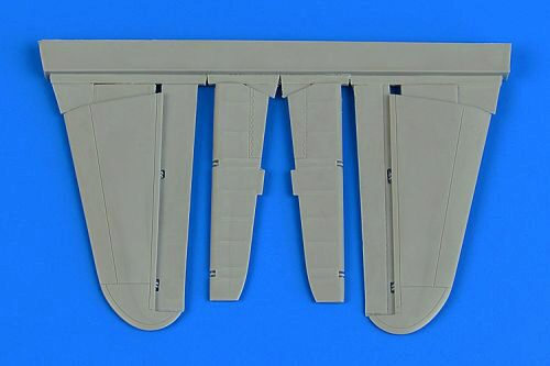Aires 4716 Ki-61 Id control surfaces for Tamiya