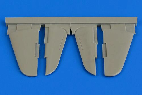 Aires 4729 Yak-3 control surfaces for Eduard