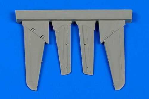 Aires 7322 MiG-15 control surfaces for Eduard