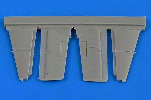 Aires 7343 F4F-4 Wildcat control surfaces f.Airfix