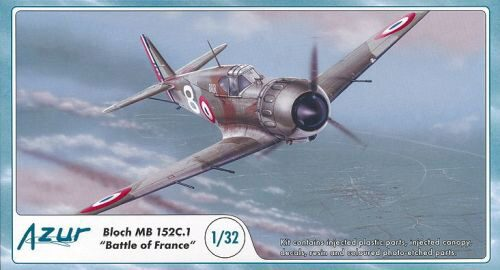 Azur A060 Bloch MB 152C.1 Battle of France