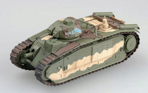 Easy Model 36156 French B bis tank s/n 337 EURE May 1940, France 3e DCR