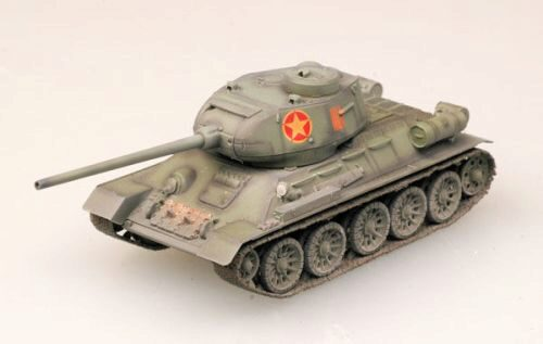 Easy Model 36274 T-34/85 - Vietnamese Army