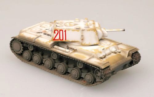 Easy Model 36279 KV-1 - Russian captured