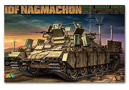 Tigermodel TG-4615 IDF Nagmachon Early APC
