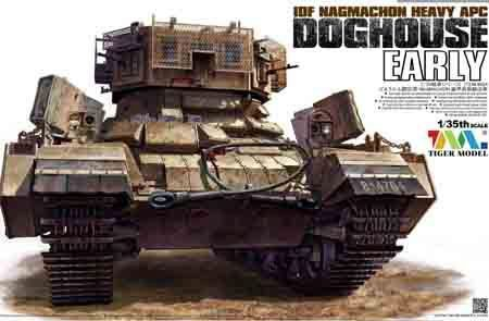 Tigermodel TG-4624 IDF NAGMACHON DOGHOUSE EARLY HEAVY