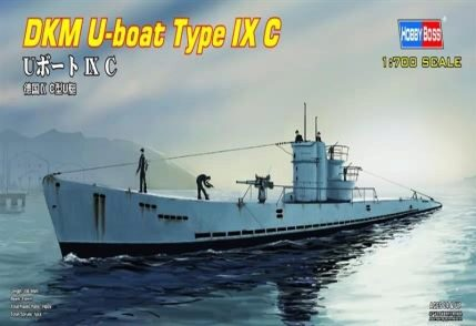 Hobby-Boss 87007 1/700 DKM U-Boot Type IX C