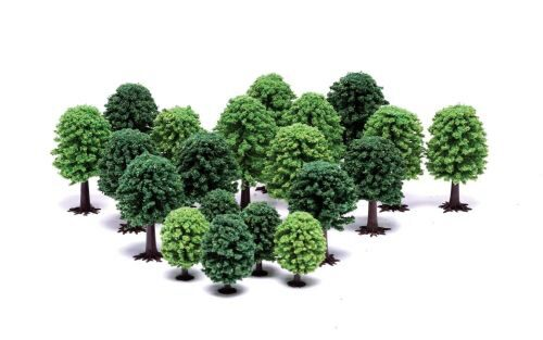 Humbrol R7198 Skale Scenics Hobby Deciduous Trees