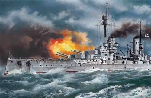 ICM S.003 Kronprinz WWI German Battleship