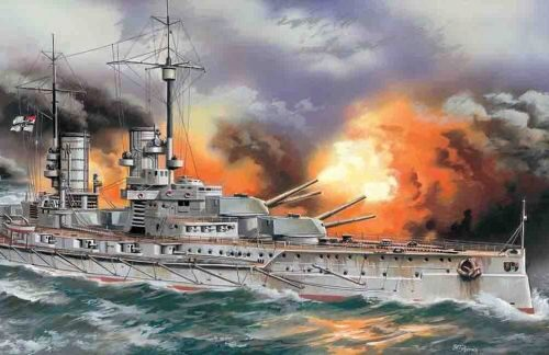 ICM S.005 Markgraf WWI German Battleship