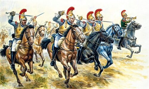 Italeri 6003 French Carabiners