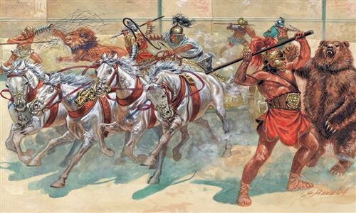 Italeri 6062 Gladiators