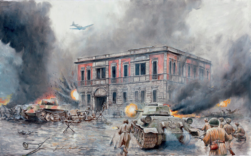Italeri 6112 Battle-Set Battle of Berlin