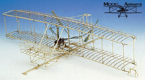Model airways 24020 Wright Flyer  1903  Standmodell