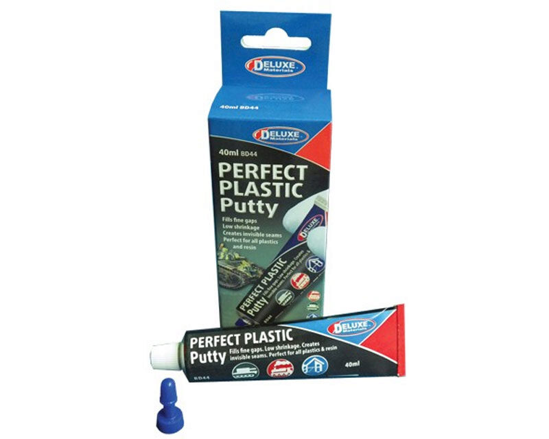 Deluxe materials 44089 Perfect Plastic Putty Spachtel 40ml Tube
