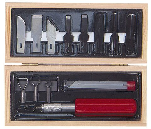 Excel 444284 Woodworking Set Holz