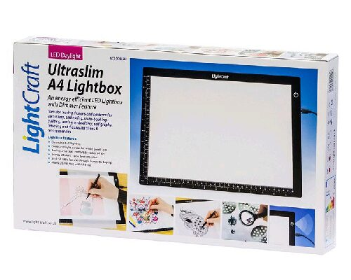 Lightcraft 492281 Ultraslim LED Lichtbox A4