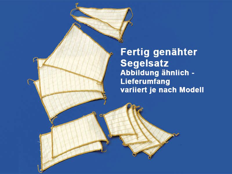 Schiffmodellbau 140 x 100 cm 61900 Krick Segelstoff für Modellschiffe