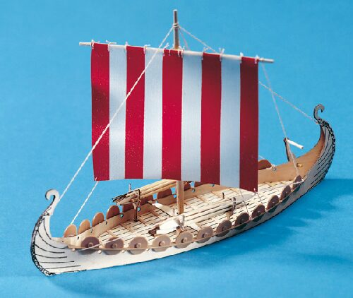 BILLING BOATS BB0302 Mini Oseberg 1:50 Baukasten