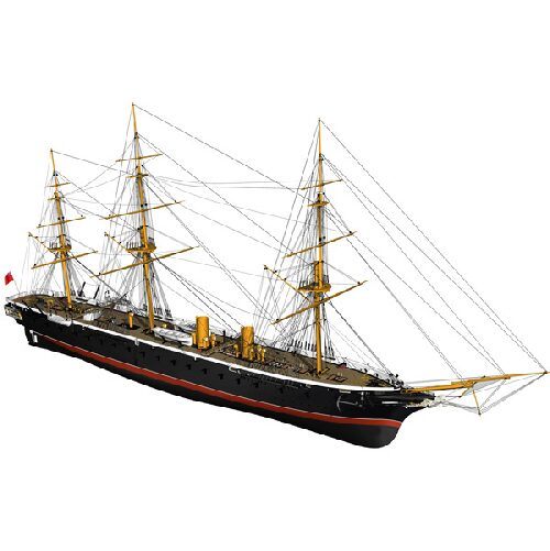 BILLING BOATS BB0512 HMS Warrior 1:100 Baukasten