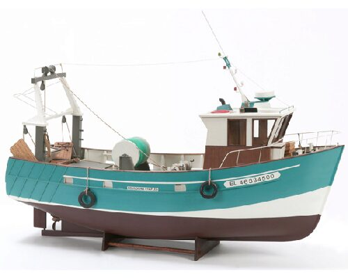 BILLING BOATS BB0534 Boulogne Etaples 1:20  RC-Baukasten