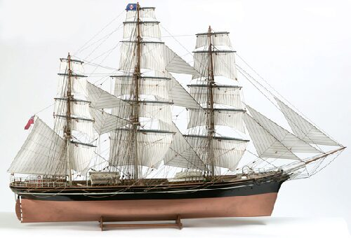 BILLING BOATS BB0564 Cutty Sark 1:75 Baukasten