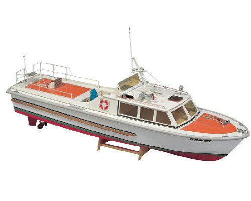 BILLING BOATS BB0566 Kadett Motorboot  RC-Baukasten