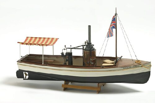 BILLING BOATS BB0588 African Queen 1:12  RC-Baukasten