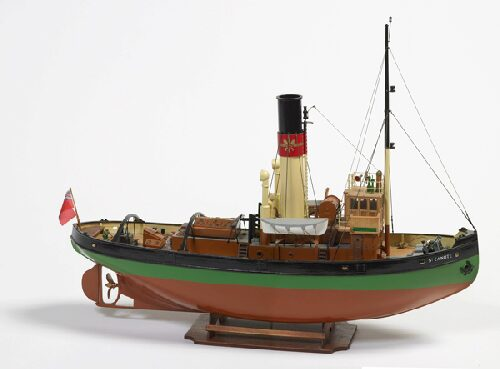 BILLING BOATS BB0700 St. Canute 1:50  RC-Baukasten