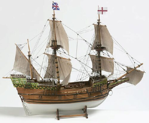 BILLING BOATS BB0820 Mayflower 1:60  Baukasten