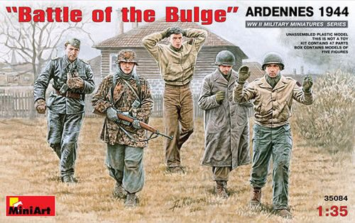 MiniArt 35084 Battle of the Bulge.Ardennes 1944
