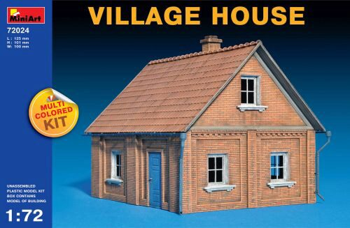 MiniArt 72024 Village House