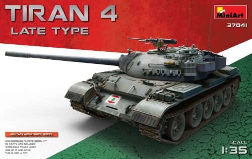 MiniArt 37041 Tiran 4 Late Type