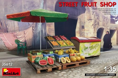 MiniArt 35612 Street Fruit Shop