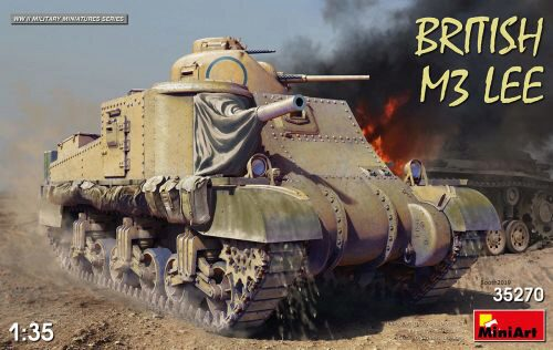 MiniArt 35270 British M3 Lee.