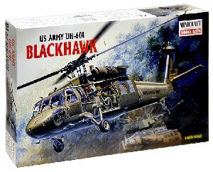 MiniCraft 581621 1/48 UH-60L Blackhawk