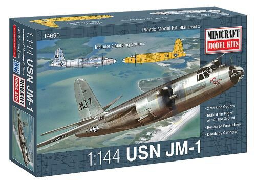 MiniCraft 584690 1/144 JM-1 USN Joe's Banana Boat