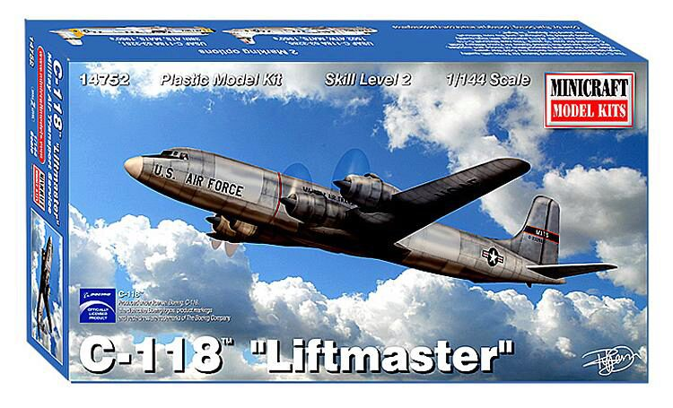 MiniCraft 584752 1/144 C-118 Liftmaster