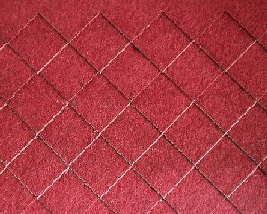 plusmodel 363 Roofing - red