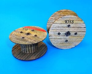 Plus model 455 Cable reels-small